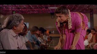 Kalyan Kumar collecting food for wife | Jaggesh | Best Scenes of Kannada Movies