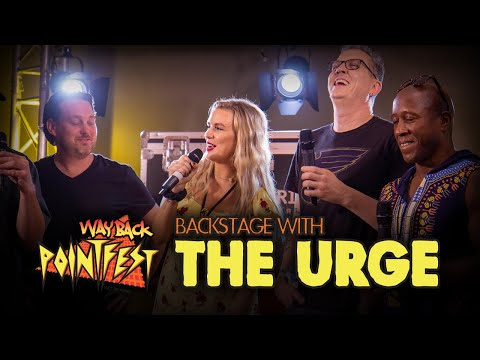 THE URGE talk new BLUES goal song, drinking from the Stanley Cup and more! [WayBack Pointfest]