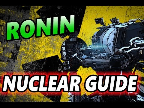 TITANFALL 2 - Ronin NUCLEAR Guide