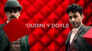 HOUDINI AND DOYLE - AXN Promo en español HD