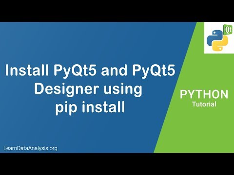 pyqt tutorial | Nikkies Tutorials