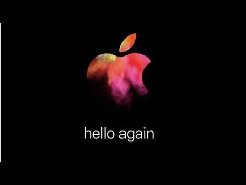 Apple Hello Again Canlı Yayın - Yeni MacBook'lar Tanıtılıyor!