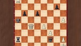 Последняя партия в матче Карякин - Карлсен (вариант 48 ... Сf8)