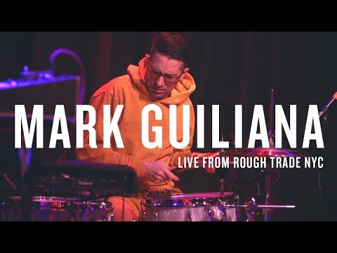The Artistic Duality Of Drummer Mark GuilianaWBGO and Jazz At Lincoln Center