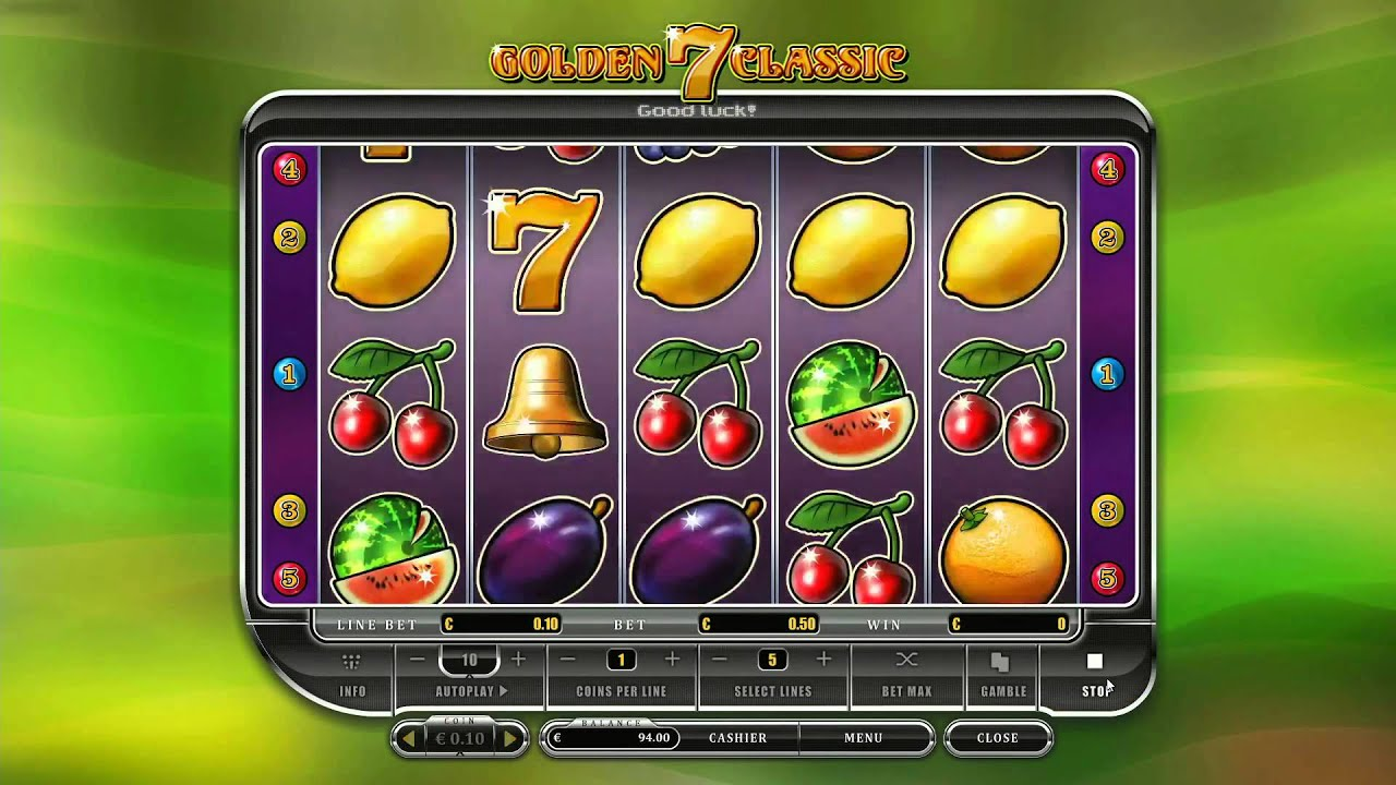 Real Money Slot Machine Games
