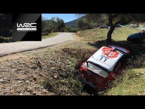 WRC - Corsica linea - Tour de Corse 2018: Highlights Stages 1-2