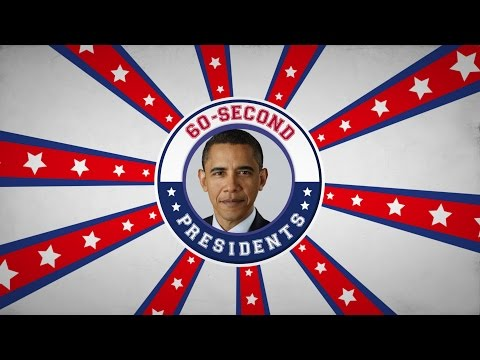 Barack Obama | 60-Second Presidents | PBS