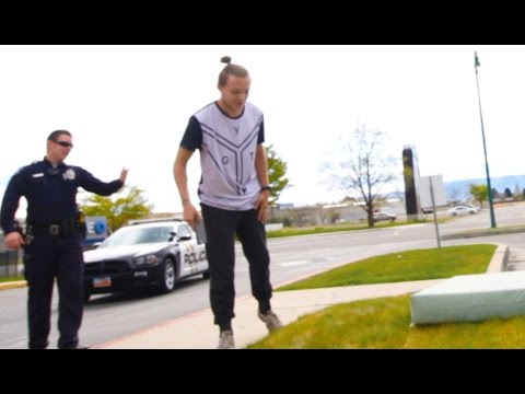 HOW TO DEAL WITH COPS - Parkour & Freerunning