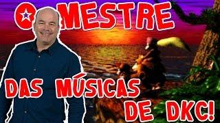 DAVID WISE - O Pai da MELHOR trilha sonora do SNES!