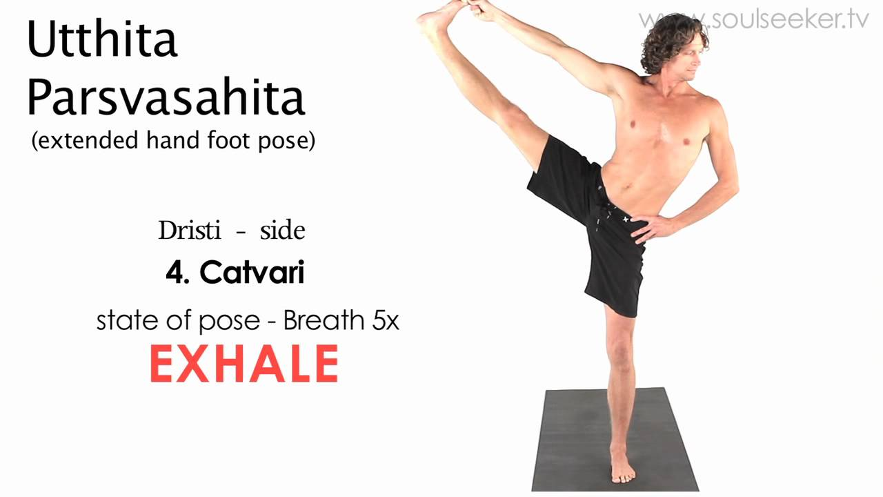 ashtanga yoga start practice & standing poses.2 - YouTube