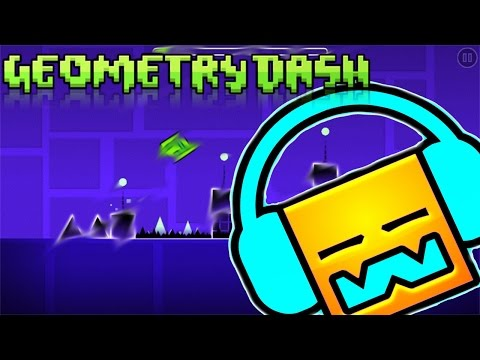 TURN DOWN FOR WHAT!!??!! - Geometry Dash Part 1