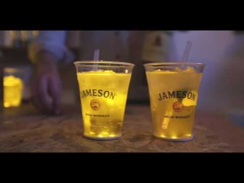 Jameson @ City Lights Session with BackToFuture HQ