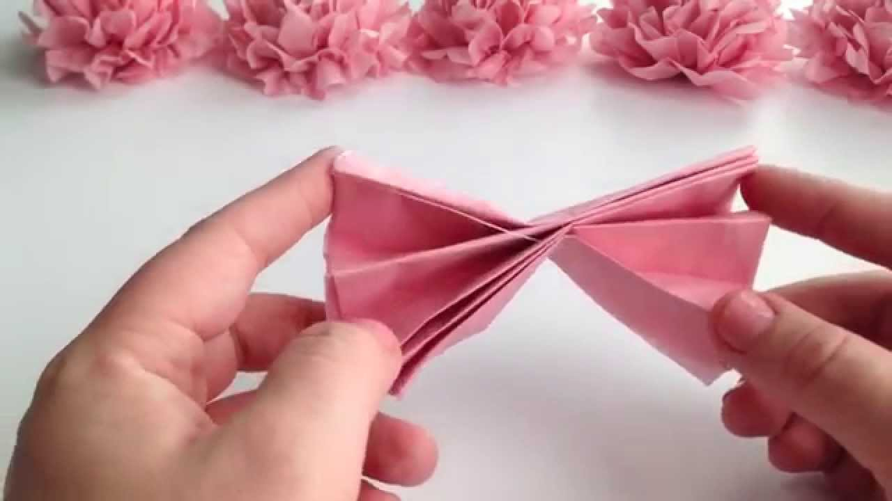 How Do You Make A Rose Out Of Paper