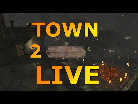 🏆'Town' 2 BOX CHALLENGE LIVE!!🏆 (BLACK OPS 2 ZOMBIES)