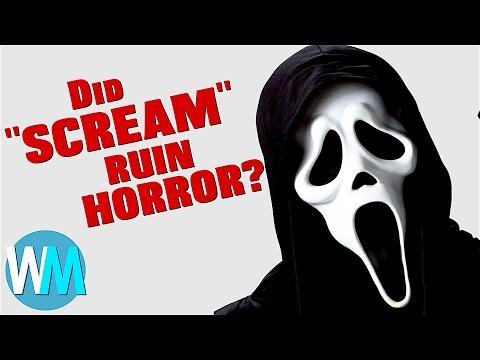 How Scream Ruined Horror Movies!