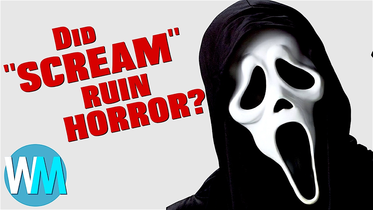 how scream ruined horror movies how scream ruined horror movies