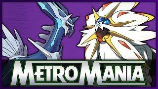 Dialga vs Solgaleo | MetroMania Season 2 FINAL | Legendary Pokémon Metronome Battle Tournament