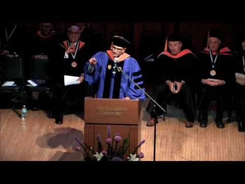 2016 Northwestern Engineering Master's Degree Graduation
