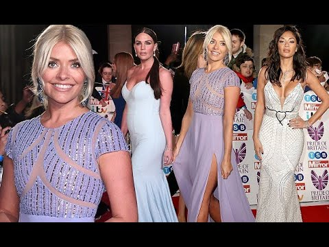 Holly Willoughby leads the stars at Pride of Britain 2017 thumbnail