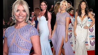 Holly Willoughby leads the stars at Pride of Britain 2017