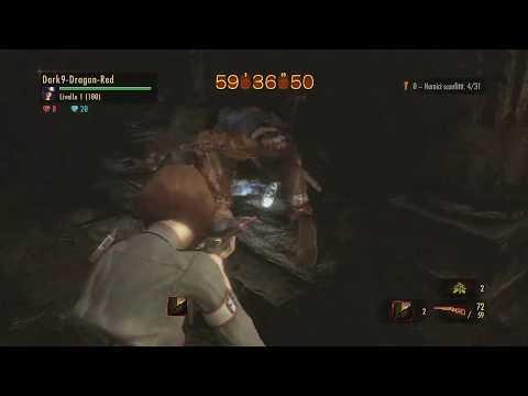 ╬†Resident Evil Revelation 2†╬ Level Restricted Challenge#476/Coop/Partner/JesseJames0584/PS4pro★