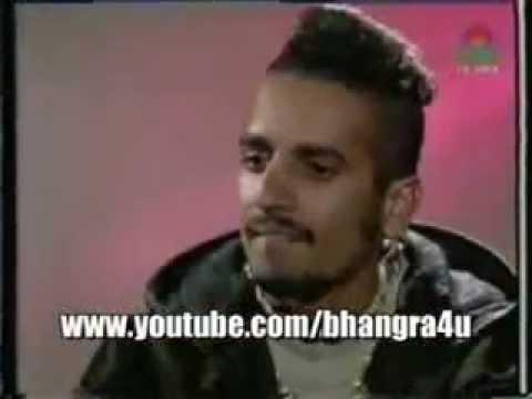 Jazzy B Interview 1994!! *RARE*