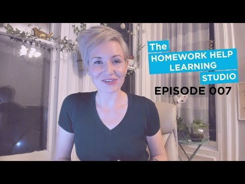 Group Work Benefits, Challenges, & Dynamics | The Homework Help Learning Studio Episode 007