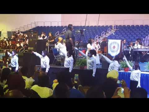 National Baptist Congress of Christian Education Children
