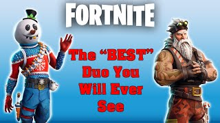 The *BEST* Duo You Will Ever See Pt. 2 - Fortnite Funny Moments