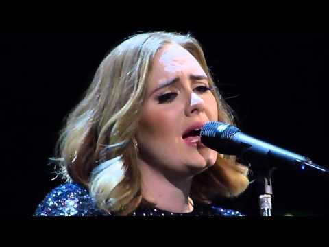 Adele 'Make You Feel My Love' live @ Genting Arena Birmingham 30.03.16 HD