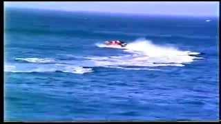 Guernsey Powerboat Association - 1991 Race 4 - North Beach