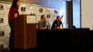 Q&A Nicholas Brendon & Kelly Donovan NOLA January 2011