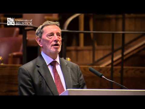 Policy & Politics 2014 Lecture - David Blunkett