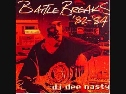 DJ Dee Nasty - Battle Breaks 82 - 84 (Side A)