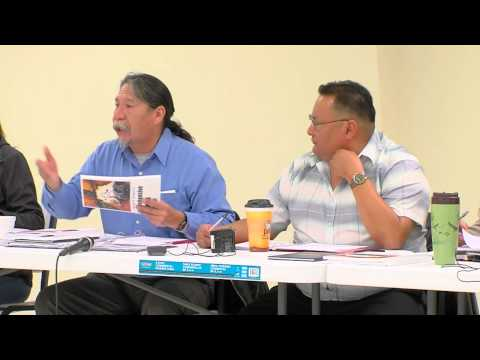 Cheyenne & Arapaho Jan 2014 Legislative Session