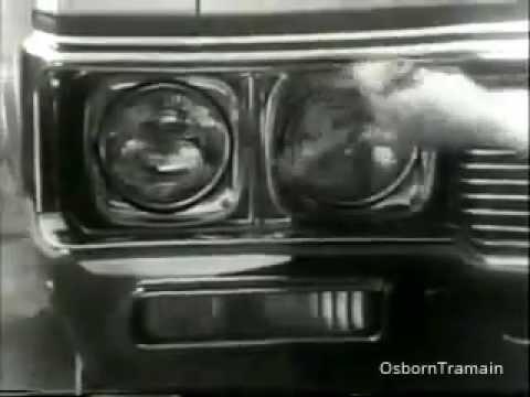 1970 Buick LeSabre Commercial   Peter Boyle