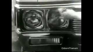 1970 Buick LeSabre Commercial  - Peter Boyle