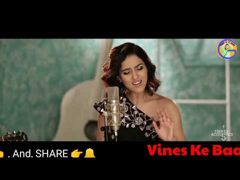Tere Mere Song !!T-Series Acoustics !! NEETI MOHAN !! Chef !! Bollywood Songs