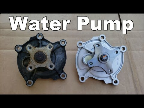 Engine Water Pump for Chevy Buick Chevy Pontiac Saturn V6 3.5L 3.9L Brand New