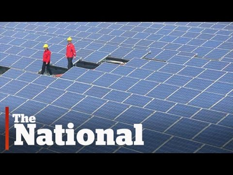 China's Green Energy Push