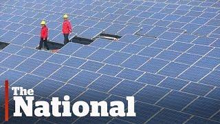 China's Green Energy Push
