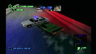 Need For Speed 3 Hot Pursuit | Rocky Pass | Hot Pursuit Race 200
