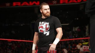 WWE BREAKING NEWS: Sami Zayn Out Of Action Until 2019!!!!