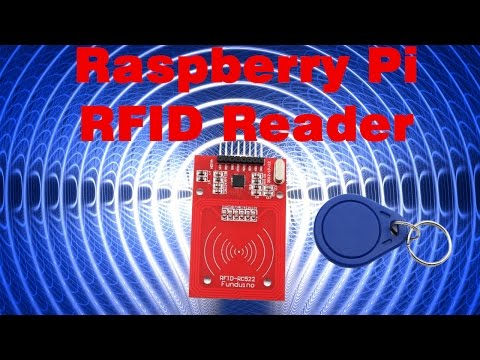 Punch and Pi: Using a Raspberry Pi with an RFID Reader by Phrasz013