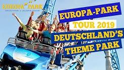 Europa-Park 2019 Tour - Deutschlands bester Freizeitpark