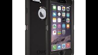 iPhone 6 Plus Otterbox Defender Case UNBOXING/REVIEW