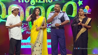Comedy Super Nite - 2 EP-168 with Seema and IV Sasi