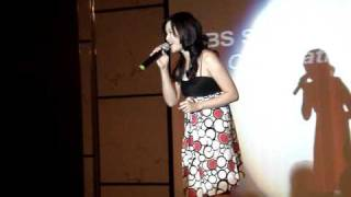 "Me Singing Live Cover Of ""One Moment In Time"" by Whitney Houston (Averil Chan)"