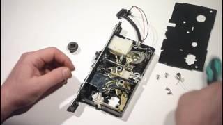 Электронный замок IRON LOGIC Z-7 смена положения ригеля
