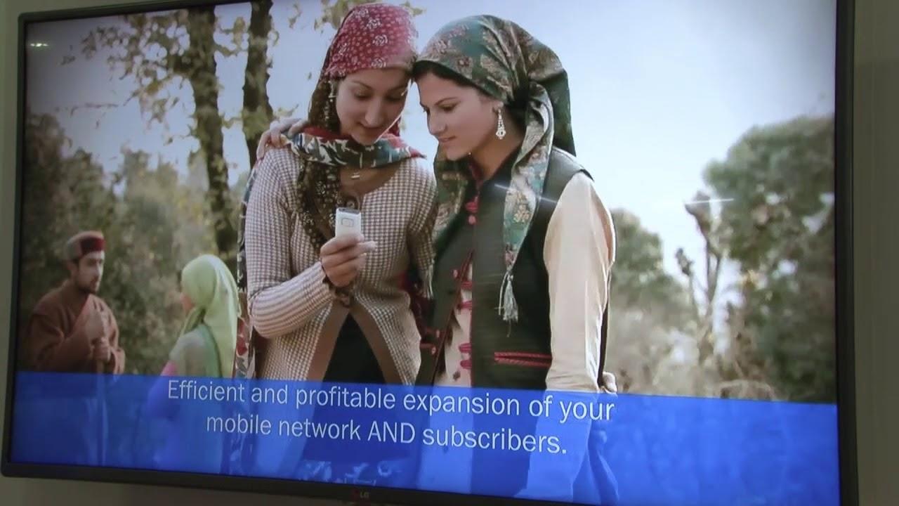 SatTV talks to Intelsat